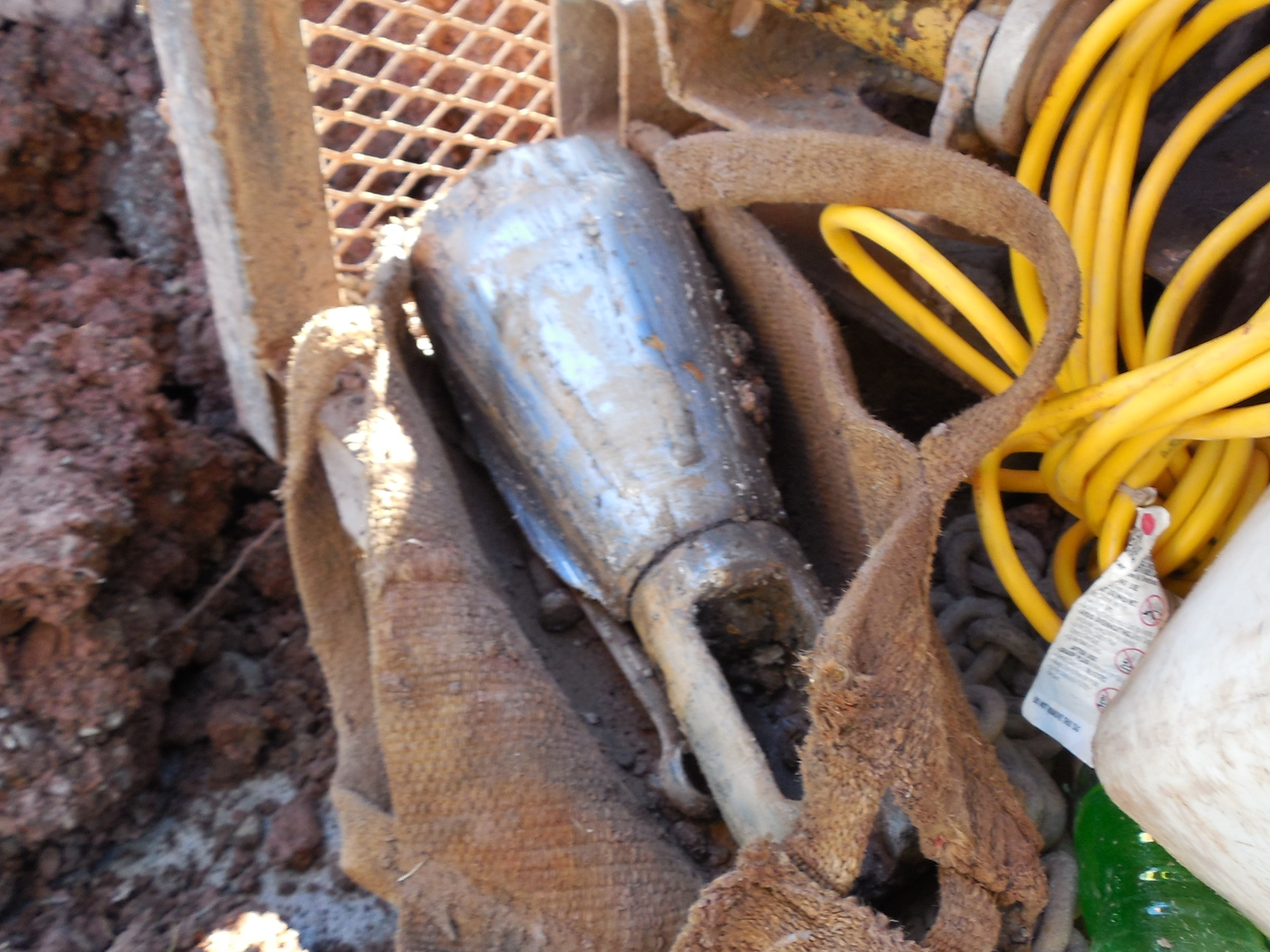 Pipe Bursting Tool