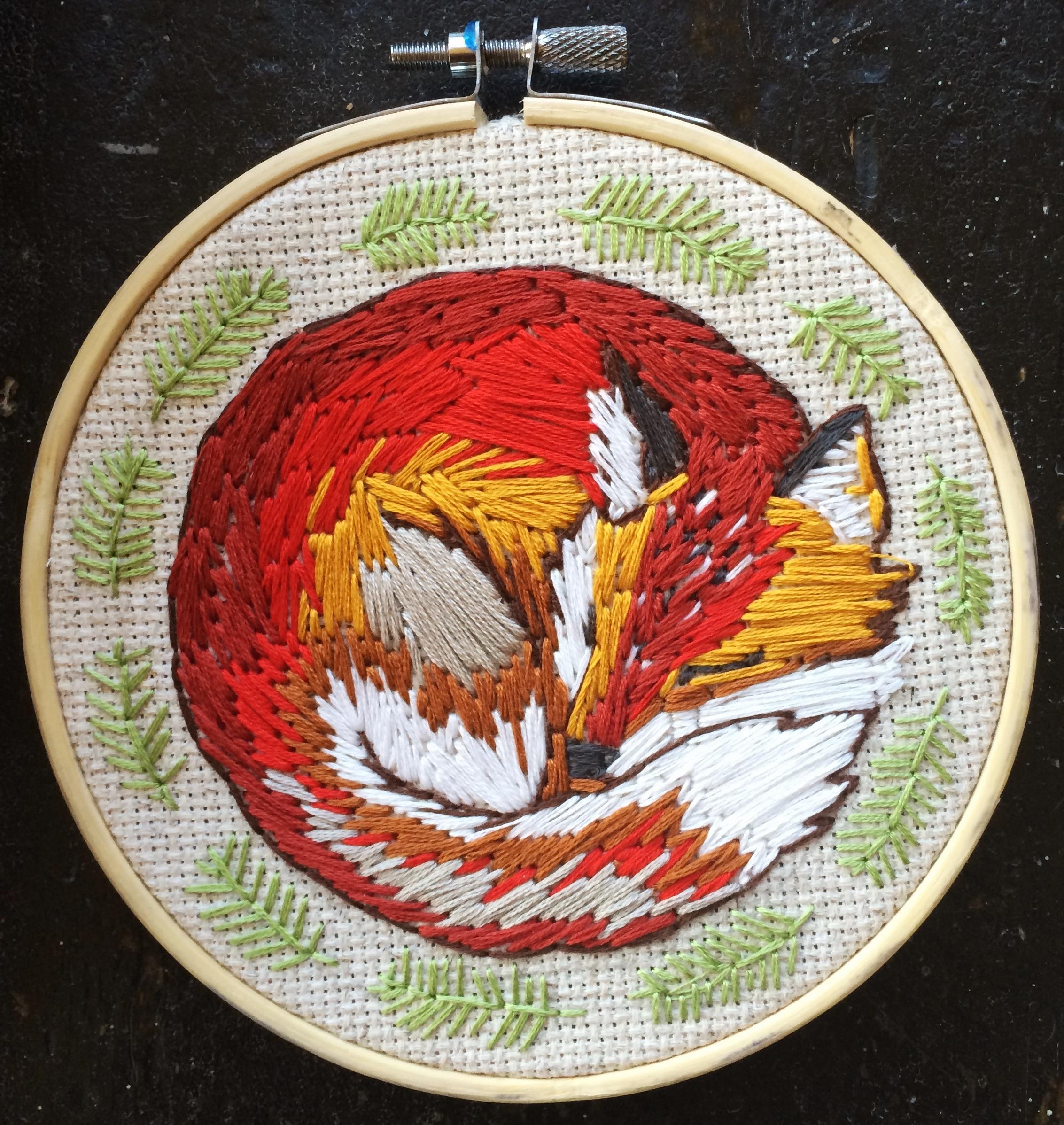 """Winter Fox"""