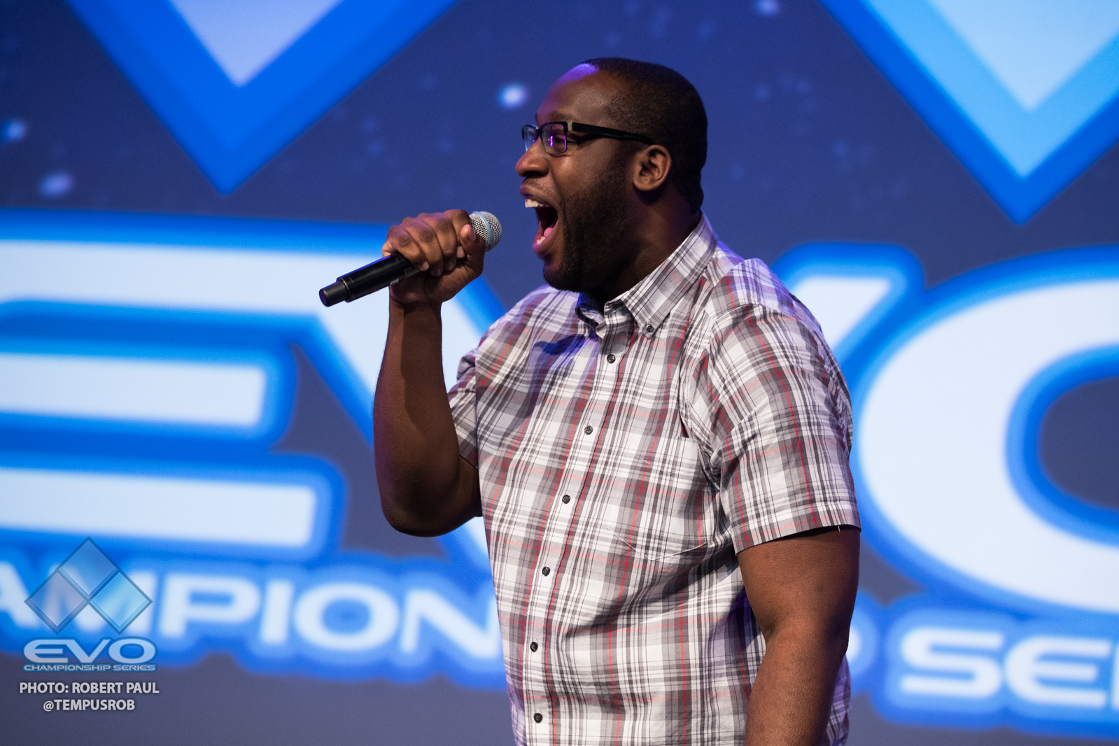 EVO 2017 - Announcing King of Fighters Top 8