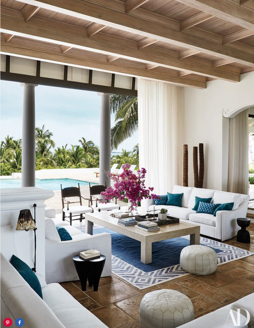 6      image: william abranowicz  for  architectural digest