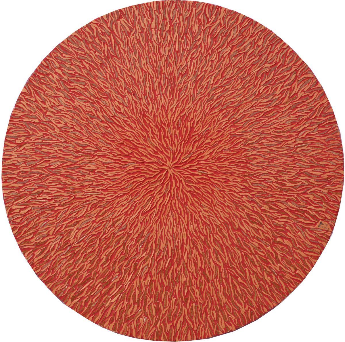 orange spot