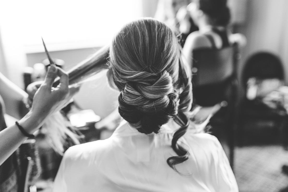 Bride's Hair at Renaissance Plantation Hotel