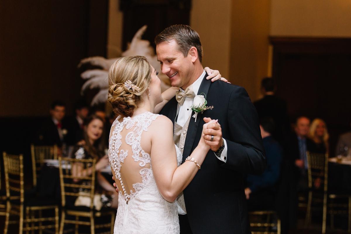 First dance at Signature Grand Florida wedding