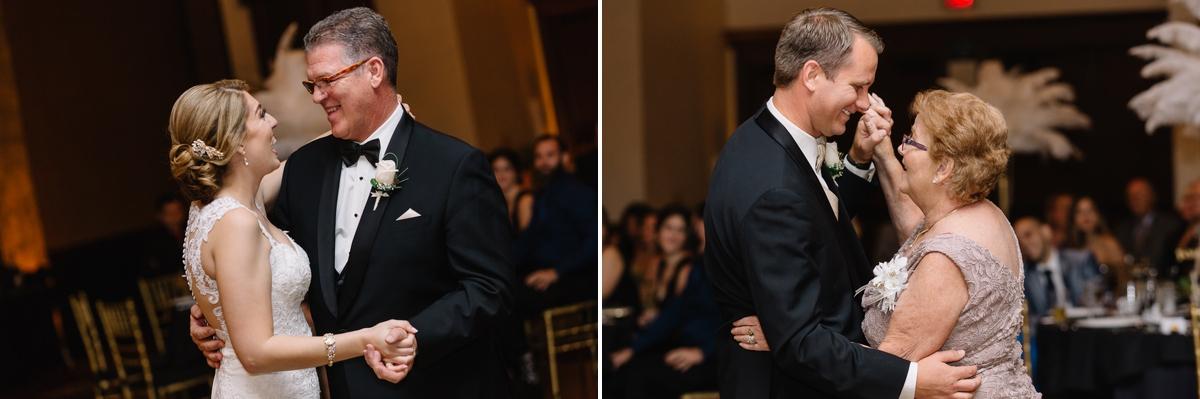 Gatsby inspired wedding at Signature Grand
