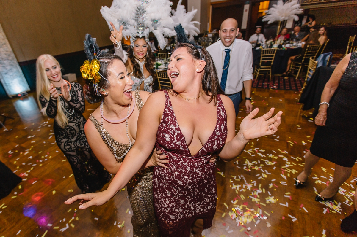 Bridesmaids at Signature Grand Florida wedding