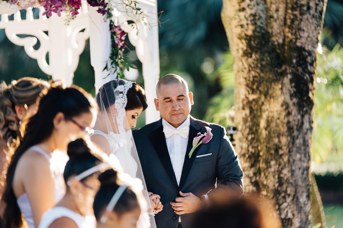 Wedding at Jacaranda Country Club