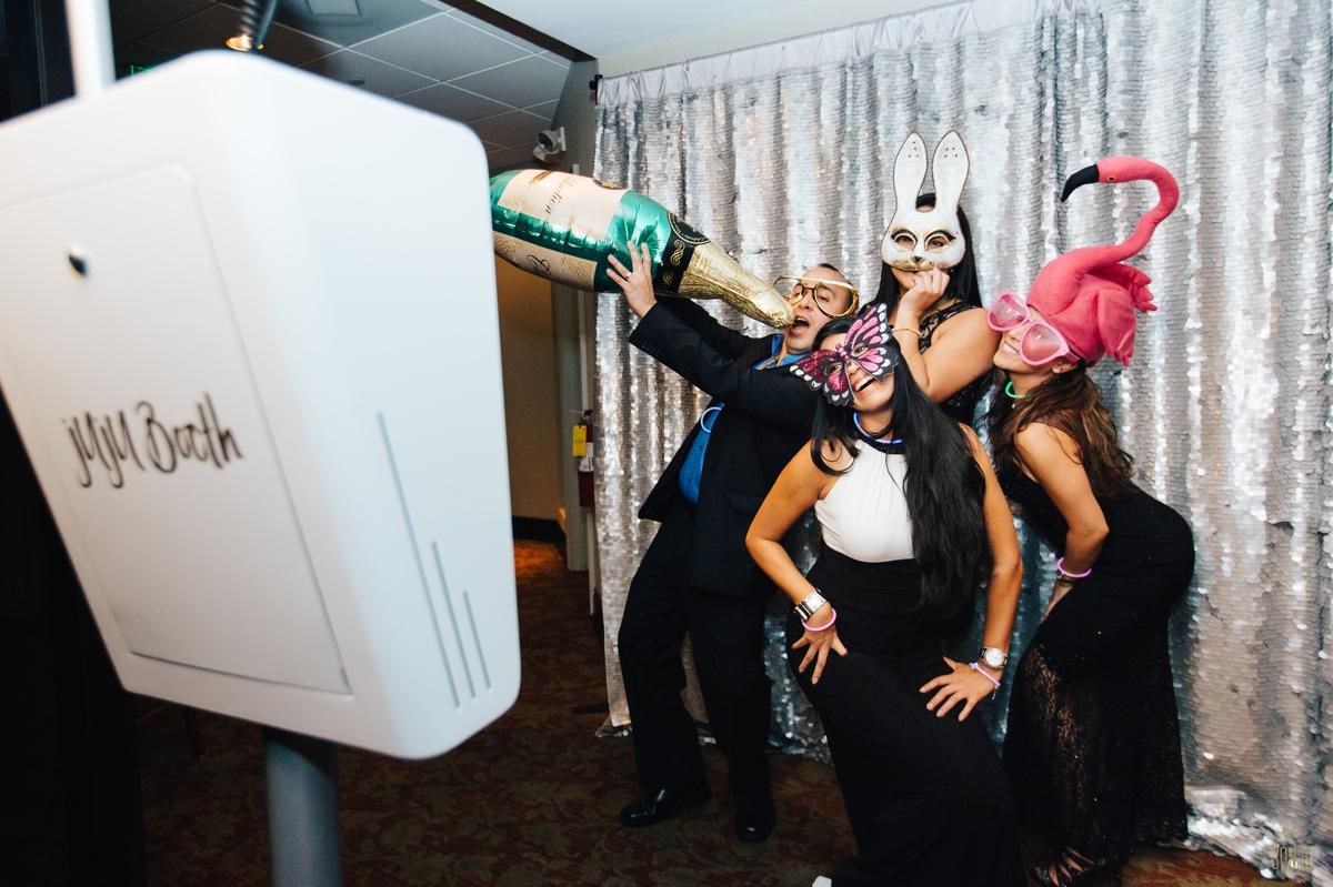 South Florida Photo Booth Juju Booth Wedding