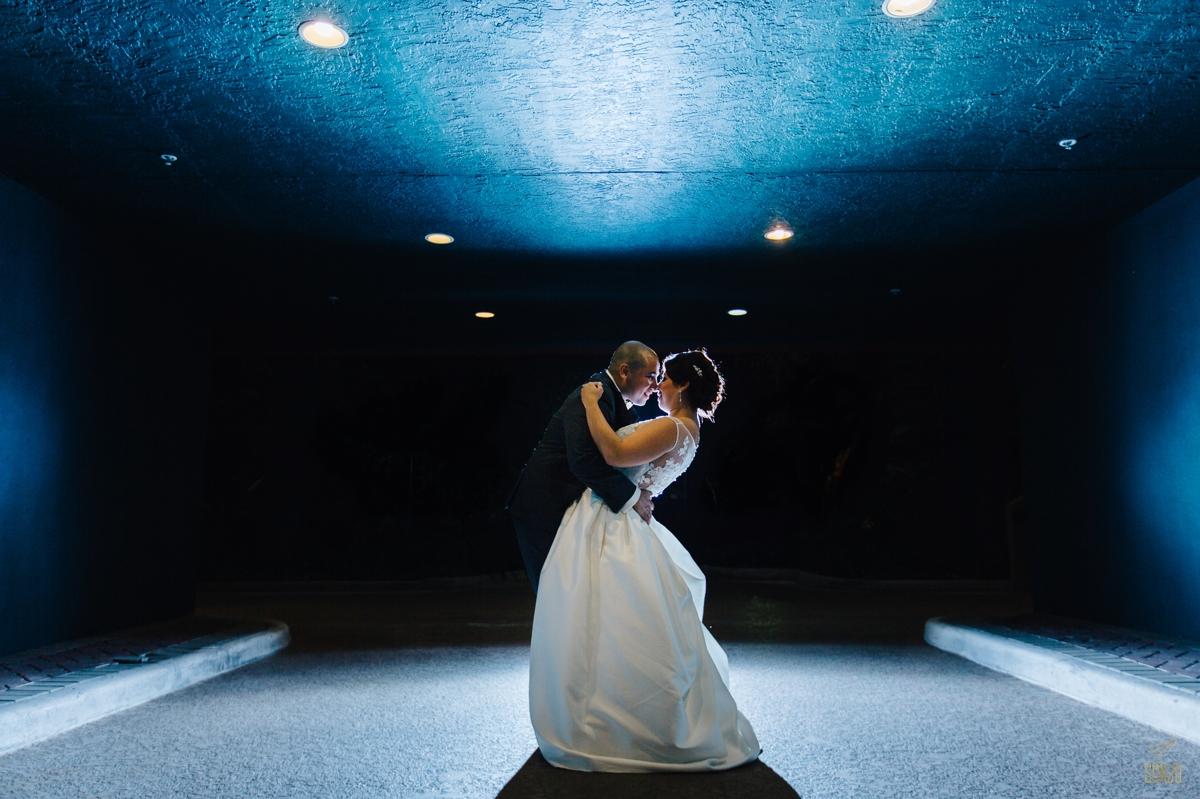 South Florida Destination Wedding Photographer at Jacaranda Country Club