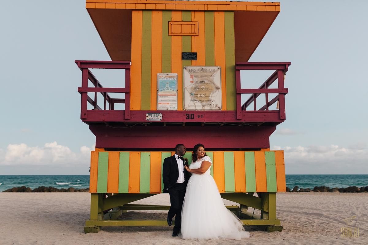 Palms Hotel & Spa Wedding Photographer