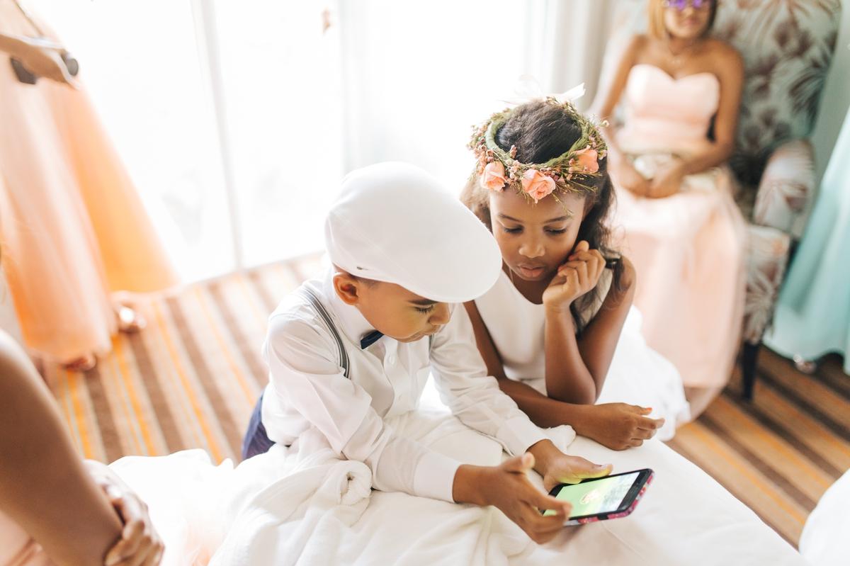 Palms Hotel & Spa Wedding Photography