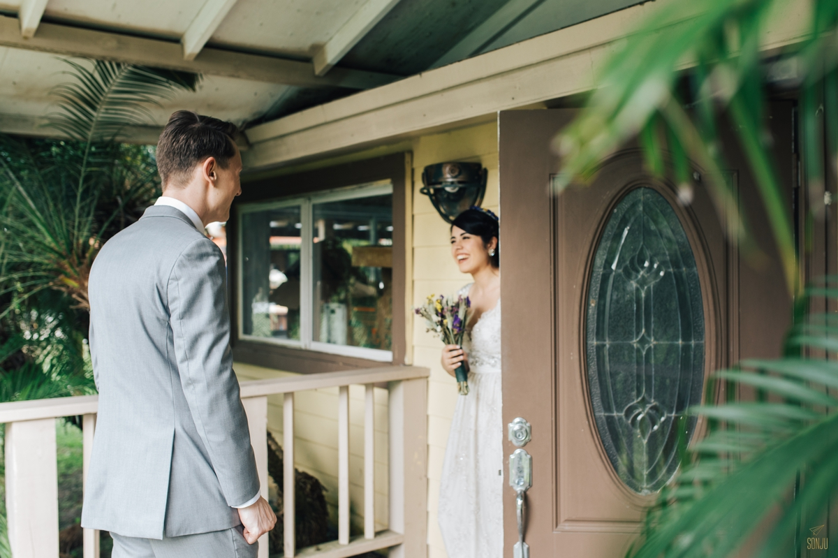 Miami Backyard Wedding Photographer