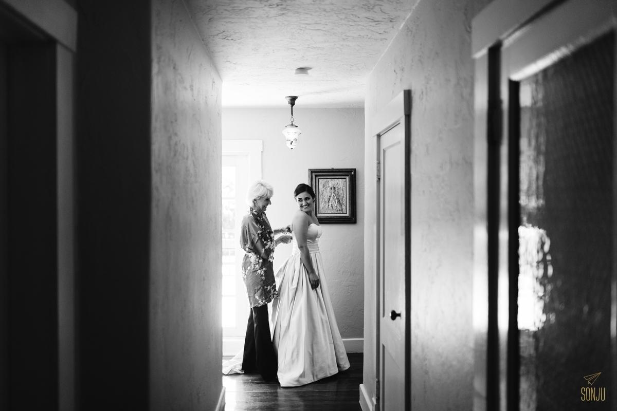 Miami Wedding Photographer Coral Gables Villa