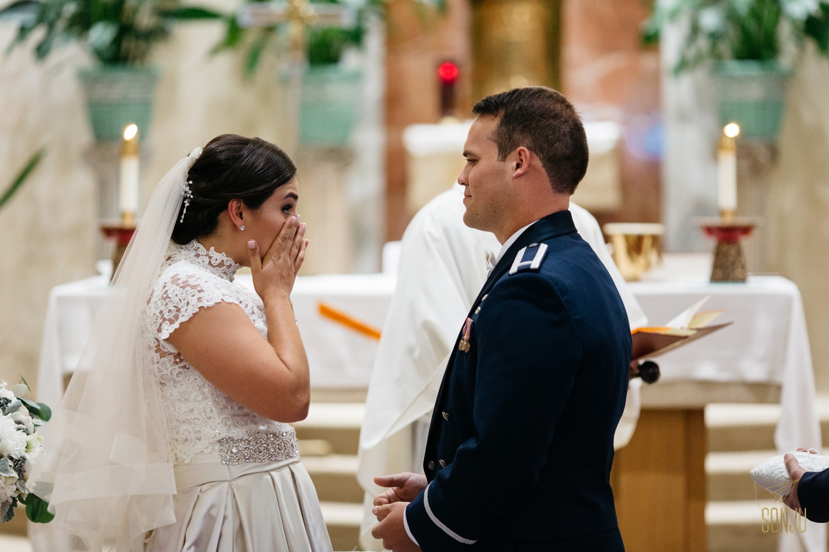 Documentary style wedding photography in south florida