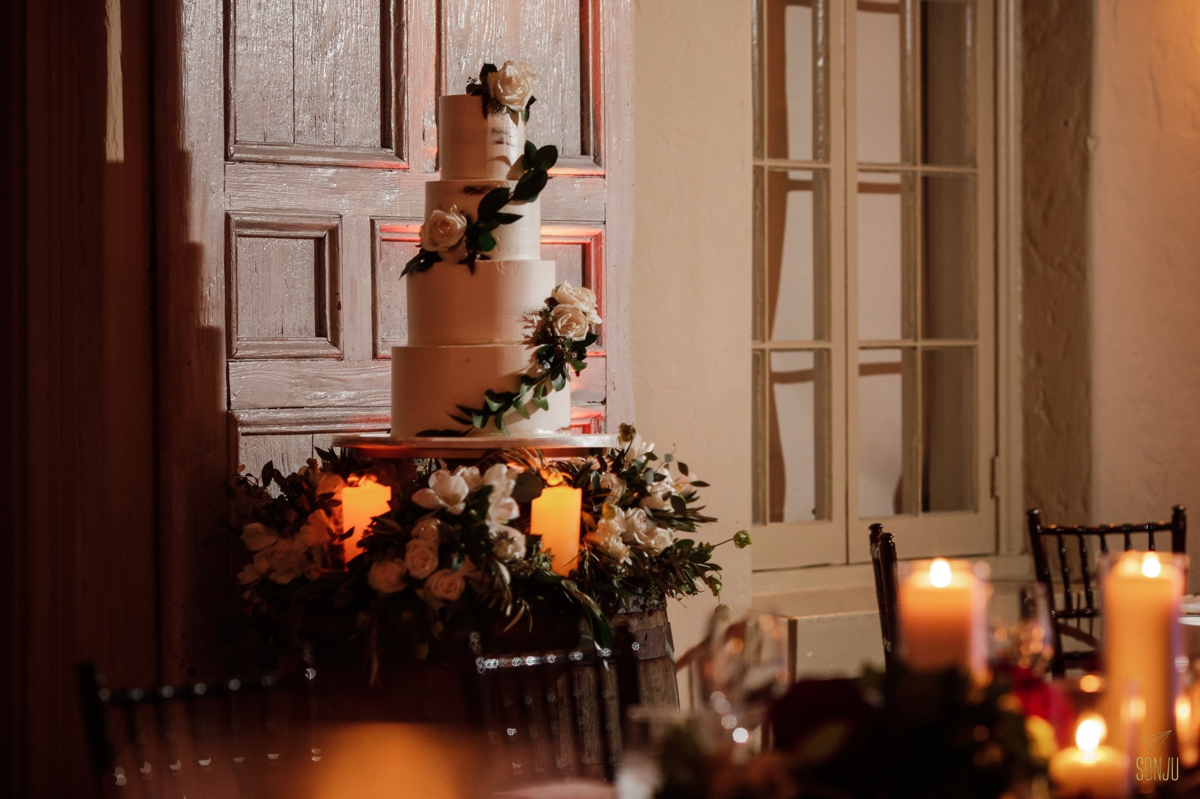 Boca Raton Wedding Cake