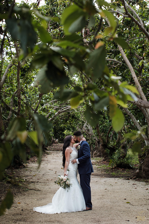 South Florida Wedding Photographer - The Old Grove