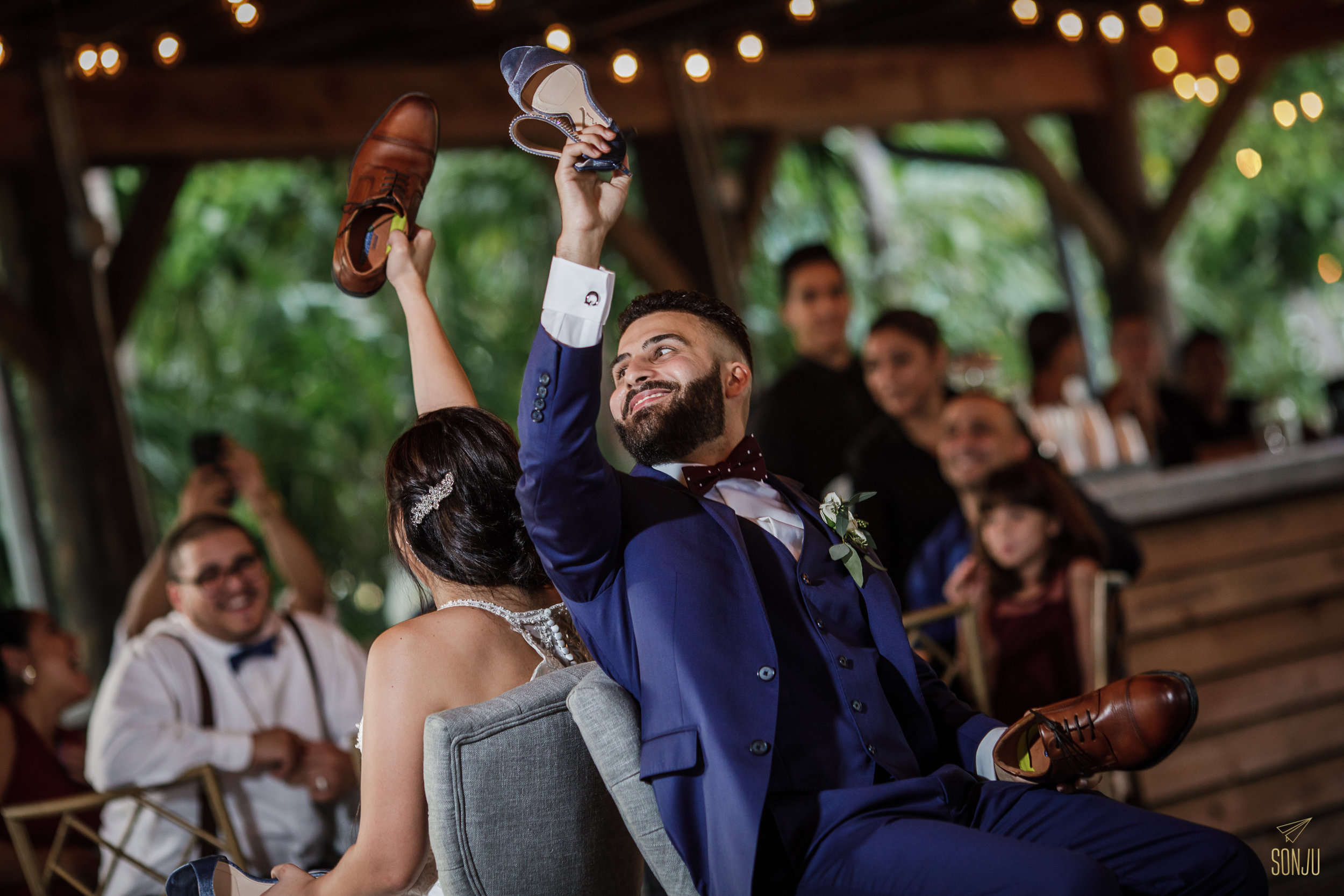 Wedding at the Old Grove in Miami