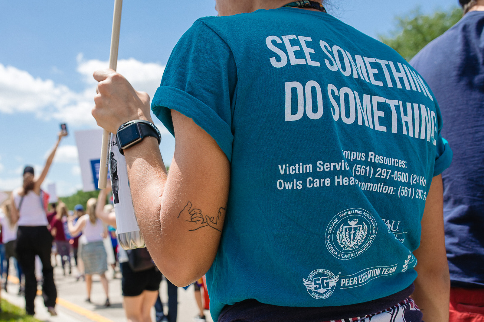 march-for-our-lives-parkland-florida-pinkie-promise