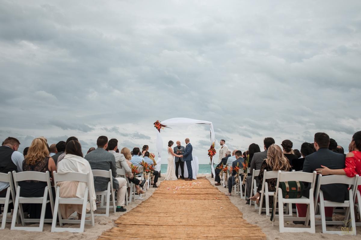Surfcomber Hotel Miami Wedding Photographer