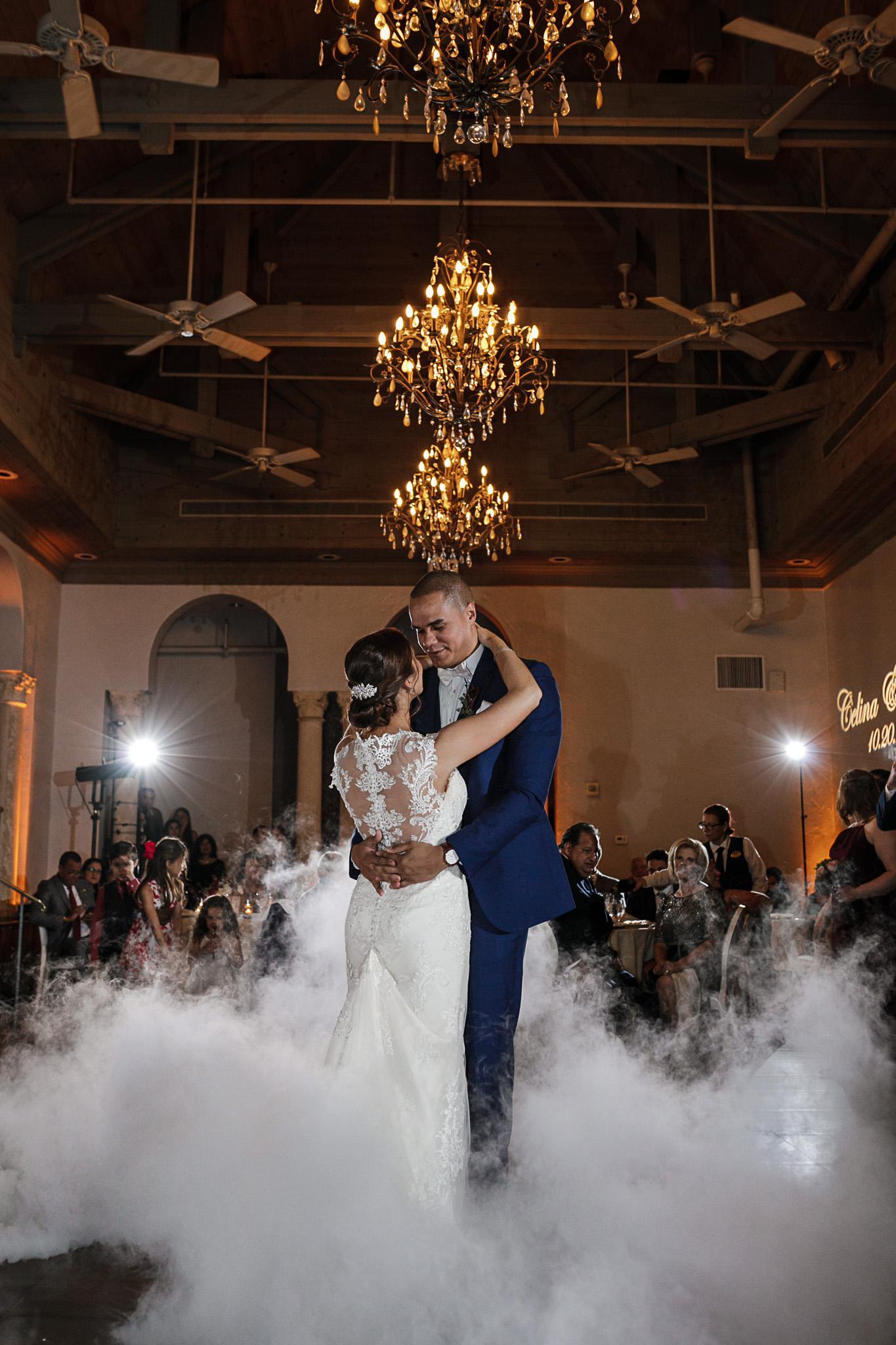 Miami-Wedding-Photographer-Coral-Gables-Venue-First-Dance