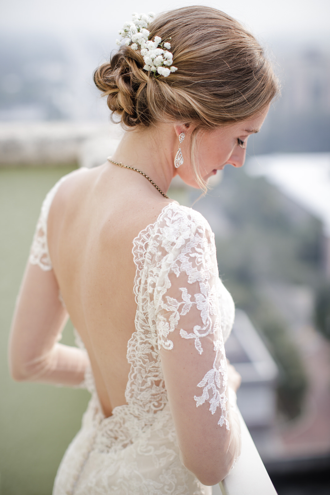 Fort-Lauderdale-Wedding-Photographer-Bride-Hotel-Fog-Portrait