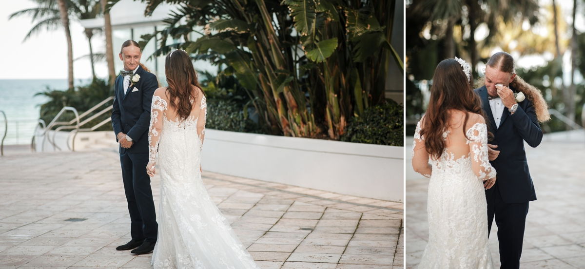 First-Look-Fort-Lauderdale-Wedding-Photographer