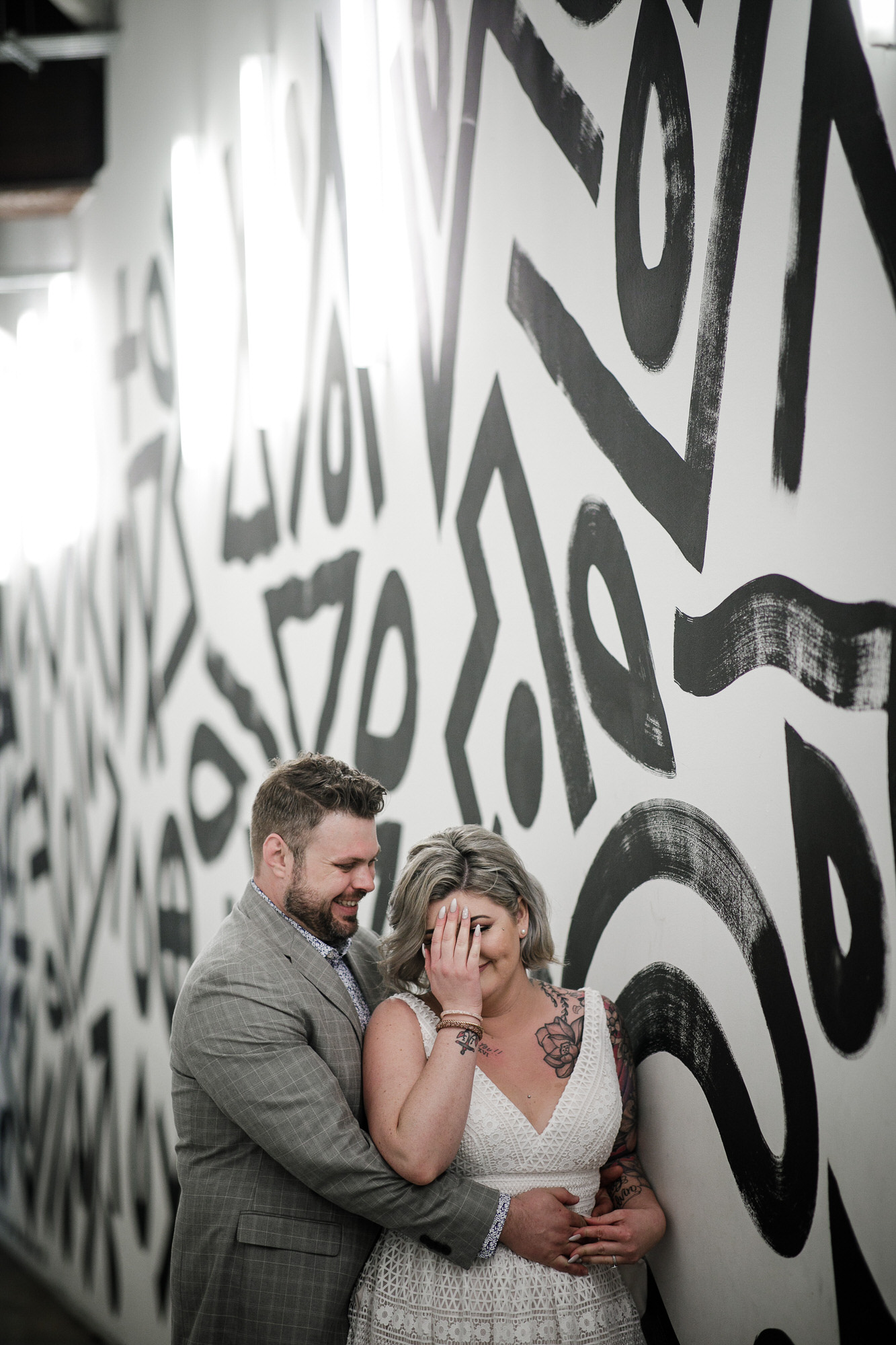 VIEW MORE - SARAH & CHRIS | MIAMI ELOPEMENT WITH PORTRAITS AT WYNWOOD WALLS, MIAMI FLORIDA