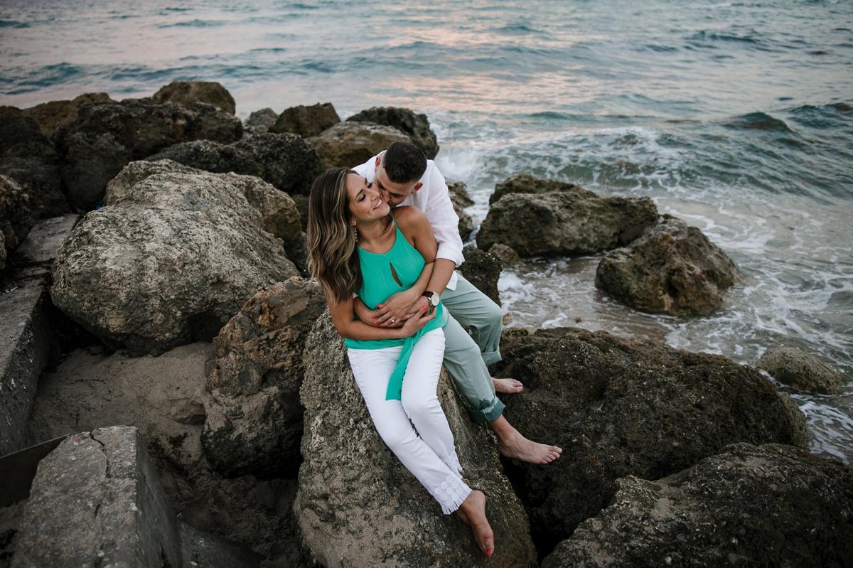 Worth-avenue-engagement-session-florida-wedding-photographers