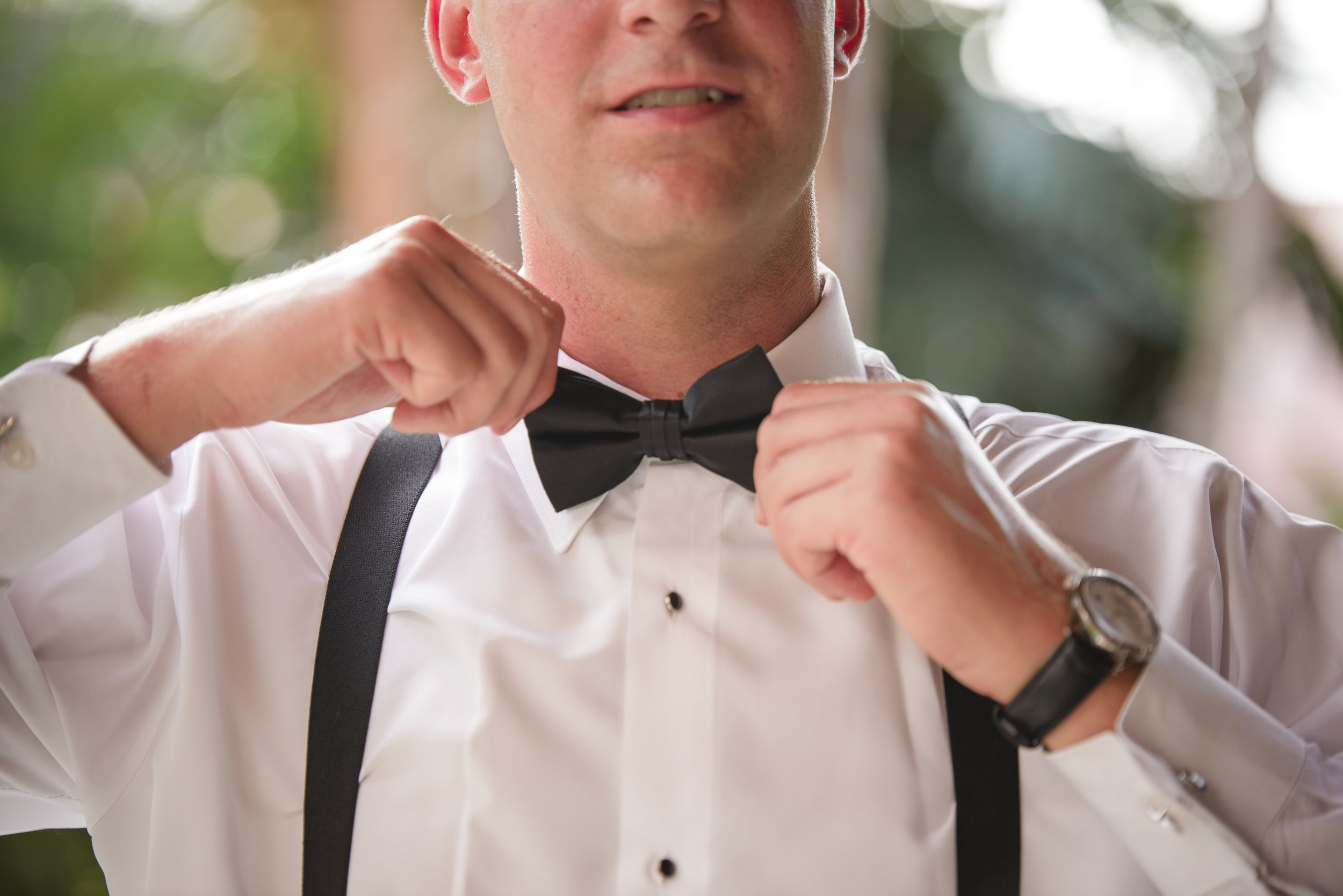 Miami-Wedding-Photographer-Groom-Bow-tie