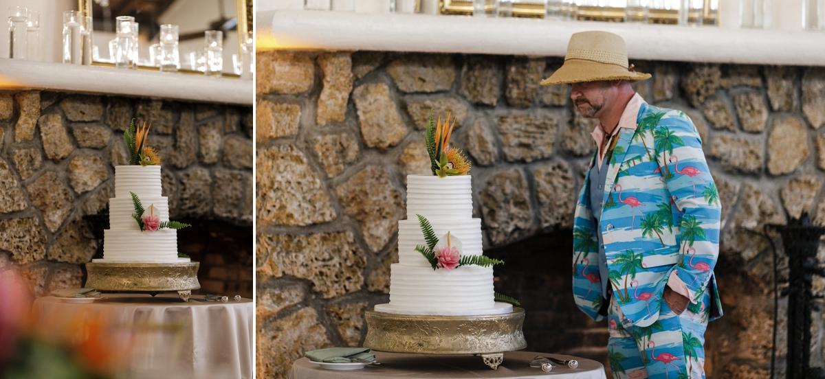 Miami-wedding-photographer-tropical-details-cake