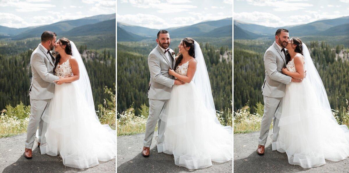 First-look-at-Lodge-at-Breckenridge-Colorado-Wedding-Photos