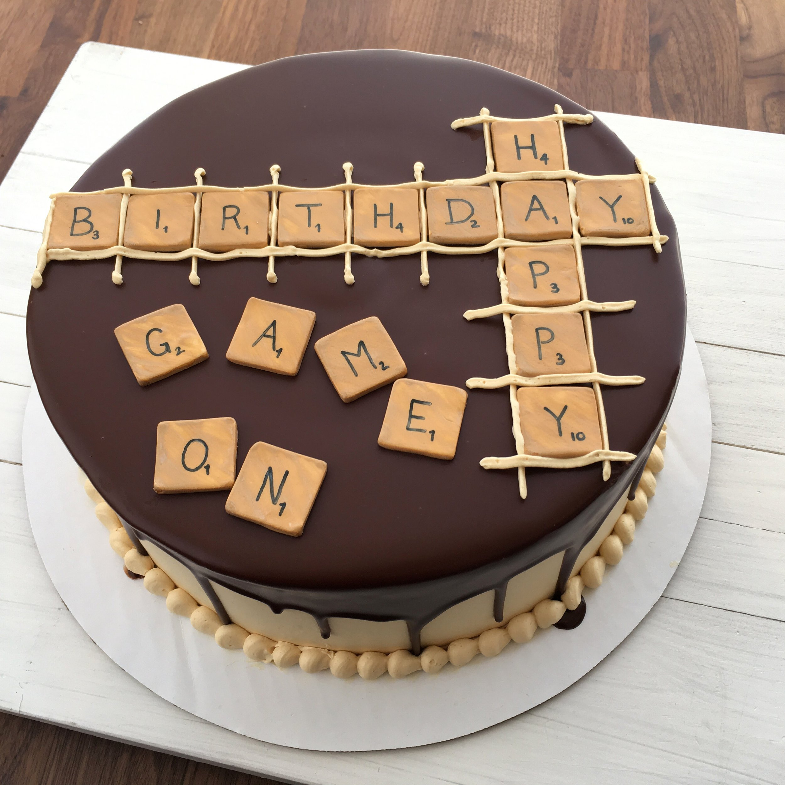 A19. Scrabble Cake with Fondant Tiles ($15 Deco).jpg