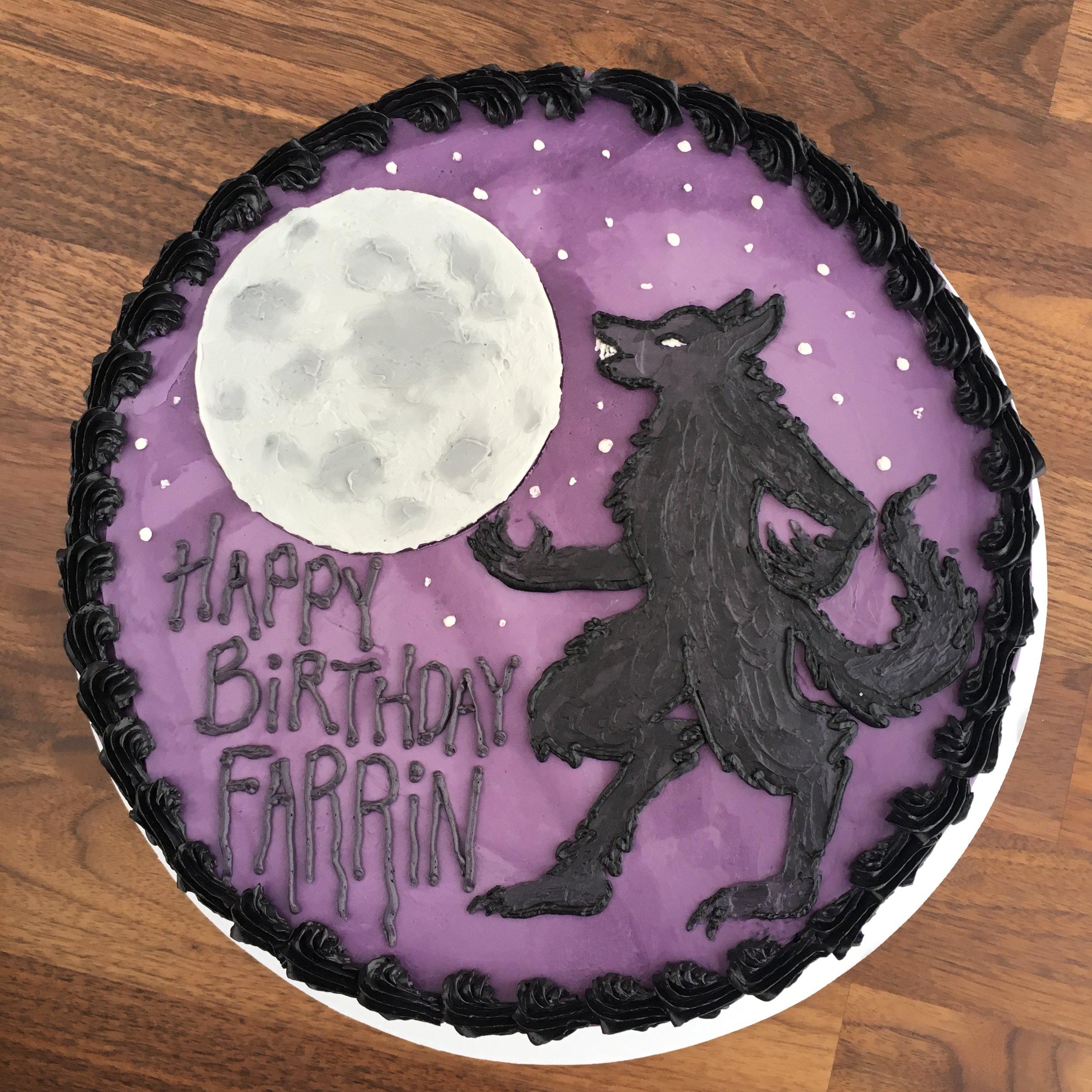 A48. Werewolf in Buttercream ($20 Deco).JPG