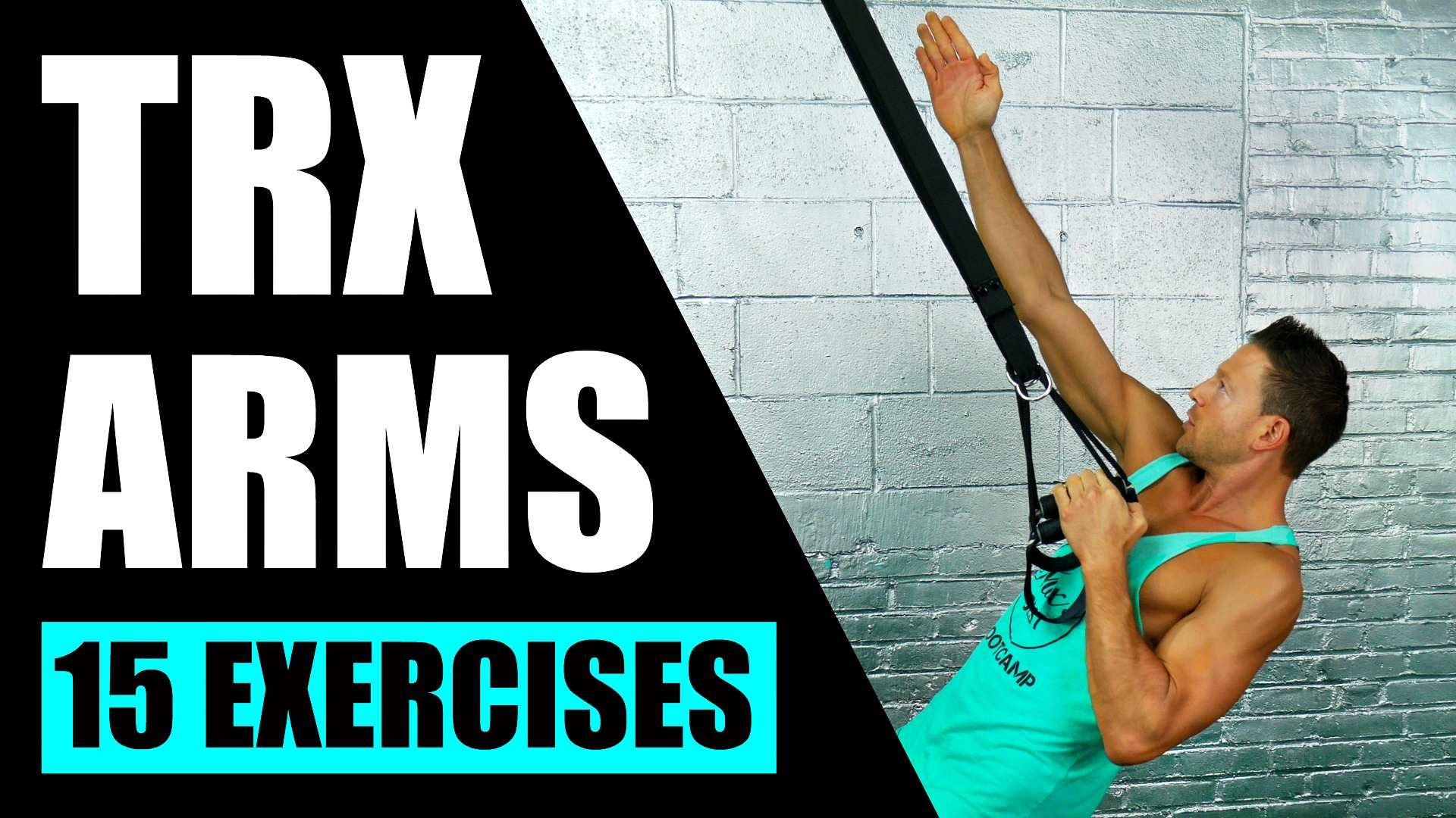 TRX exercises for arms