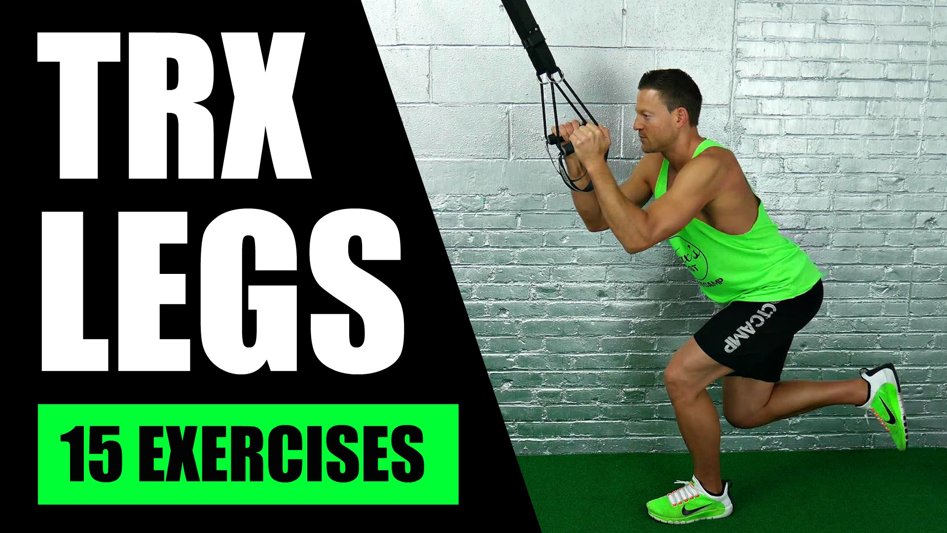 TRX exercises for legs