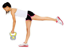 LET'S WORK THOSE GLUTES - Here's a list of the exercises in this video...