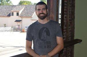 Chuck Golder, La Cabra Brewing's Regional Operations Director
