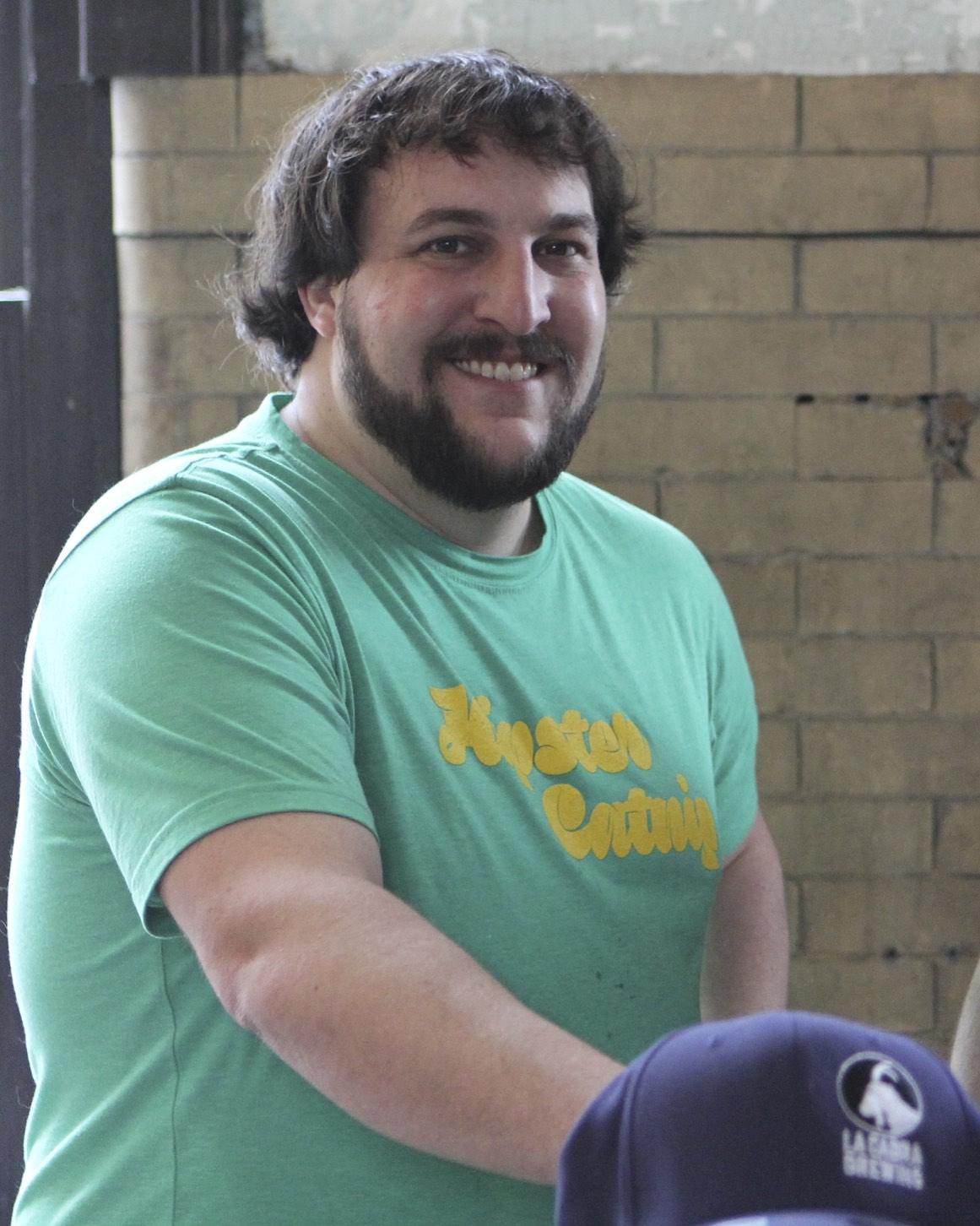 Dan Popernack, La Cabra Brewing's Partner and Brewer