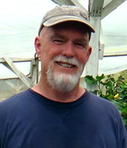 Charles Black - Exotic Hibiscus Hybridizer