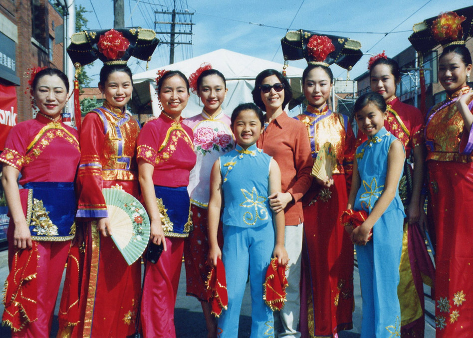1999 East China Town