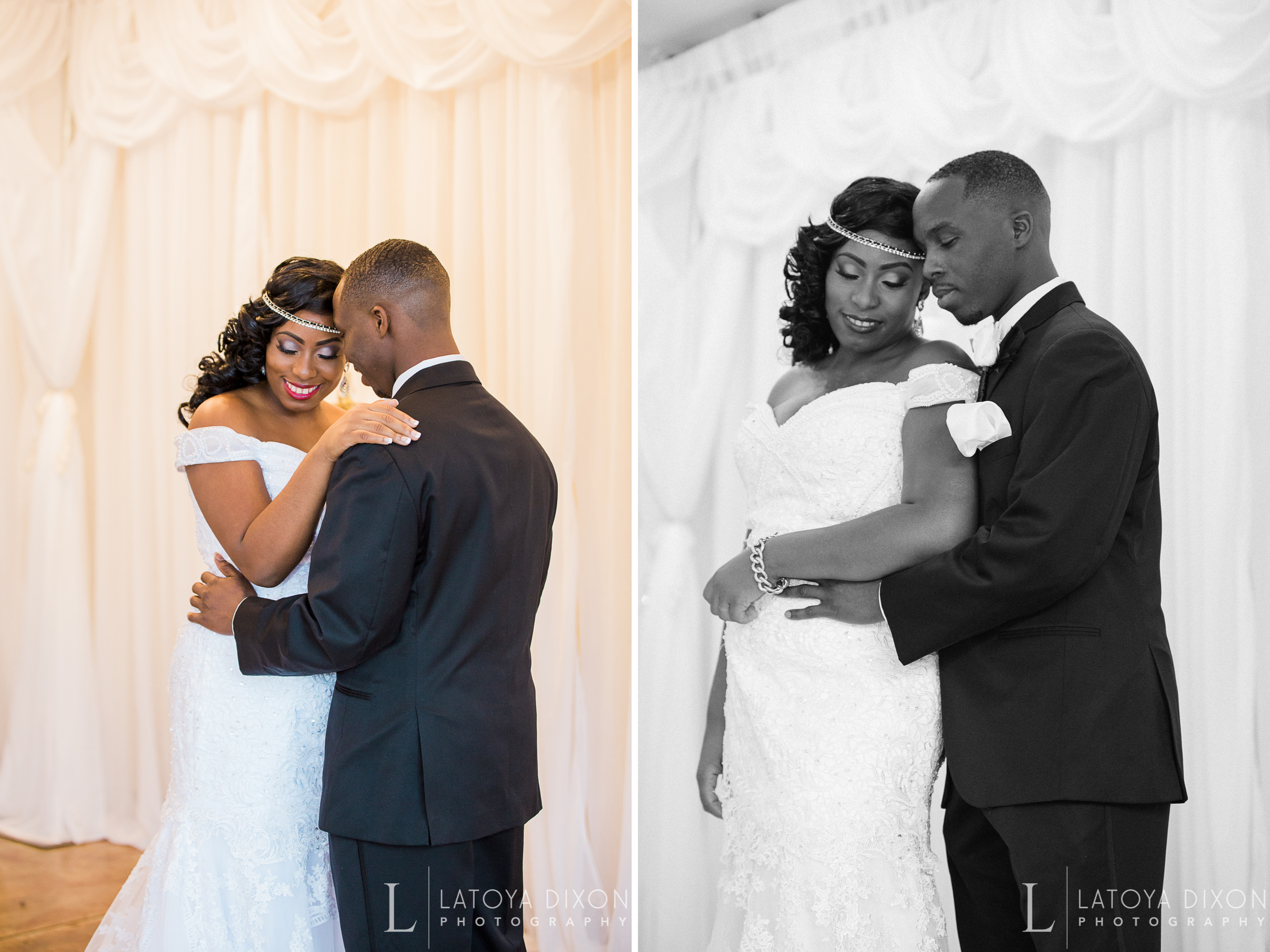 Latoya Dixon Photography Greenville SC Wedding Photographer