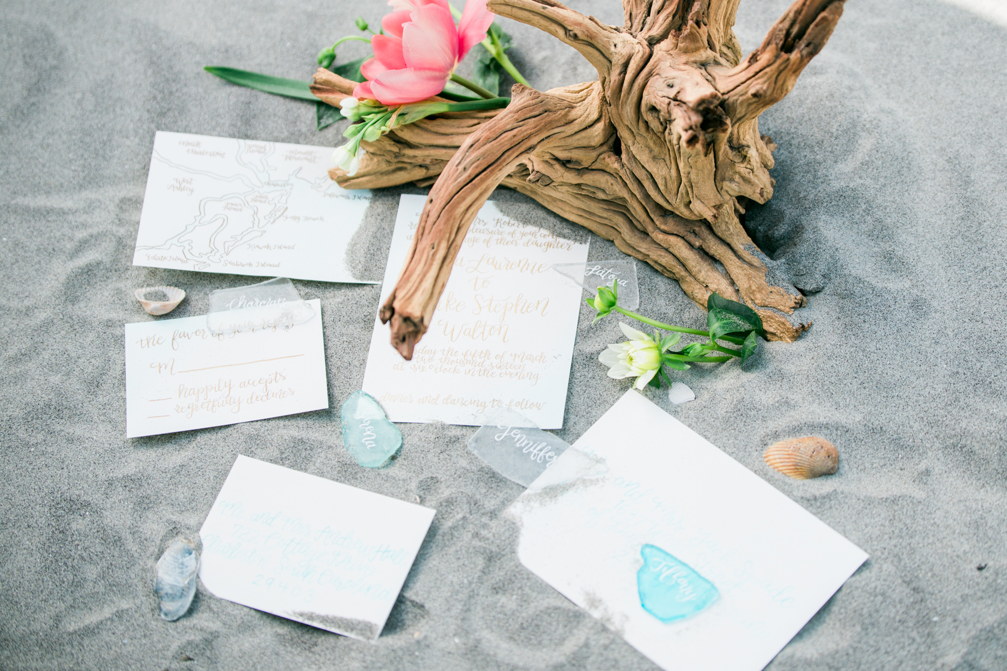 Invitations by  Lauren Perry Studio