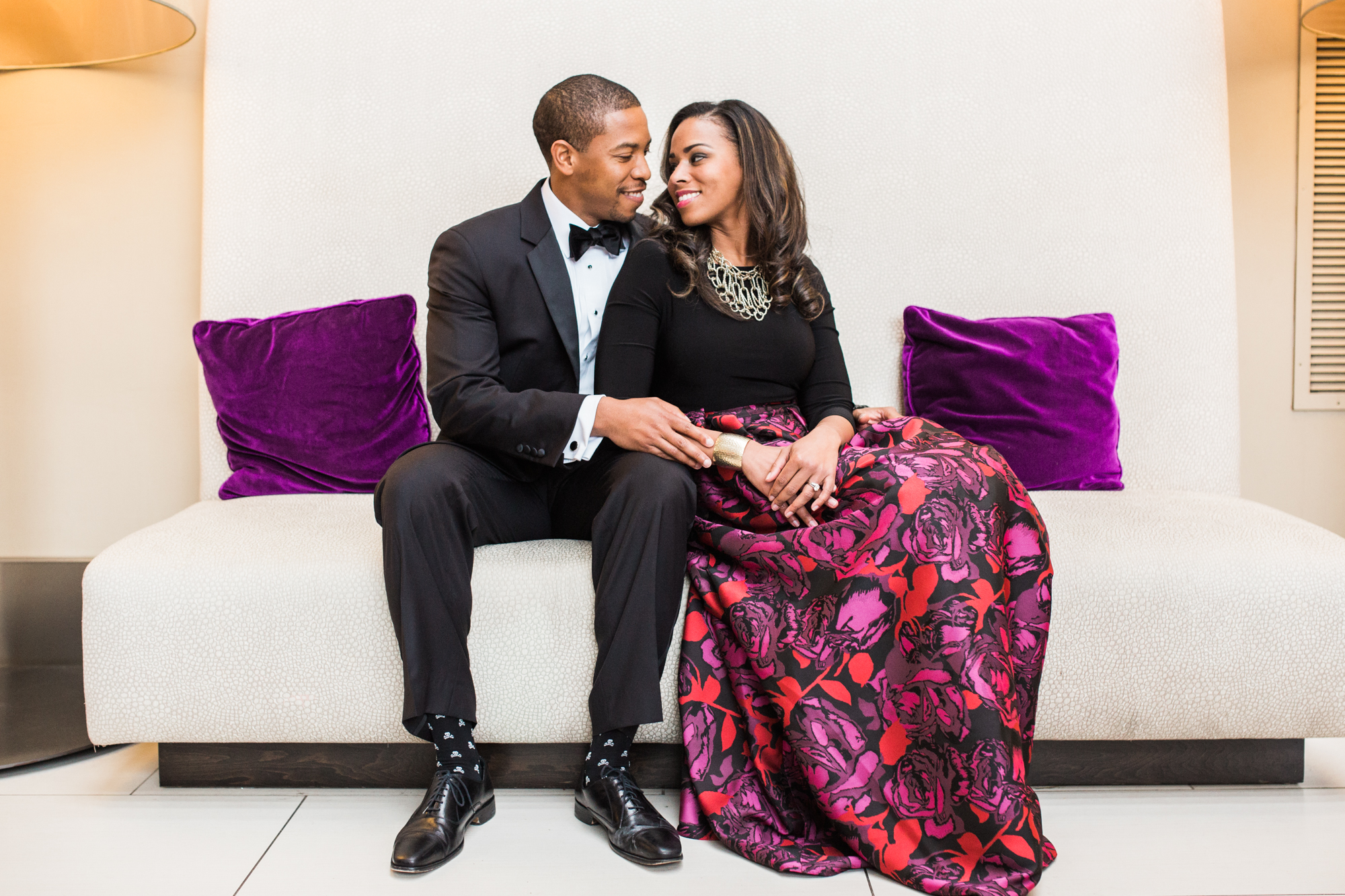 hyatt regency greenville engagement photos latoya dixon photography