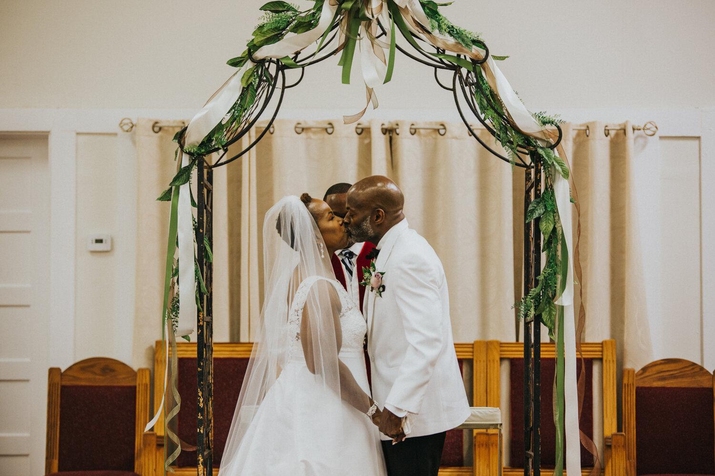 Artisan Traders Wedding Greenville SC