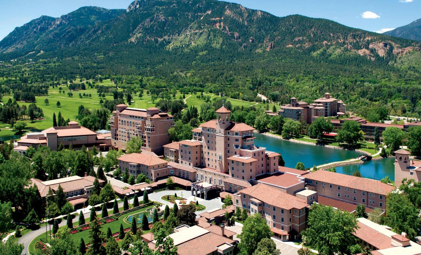 Image Via    Broadmoor.com