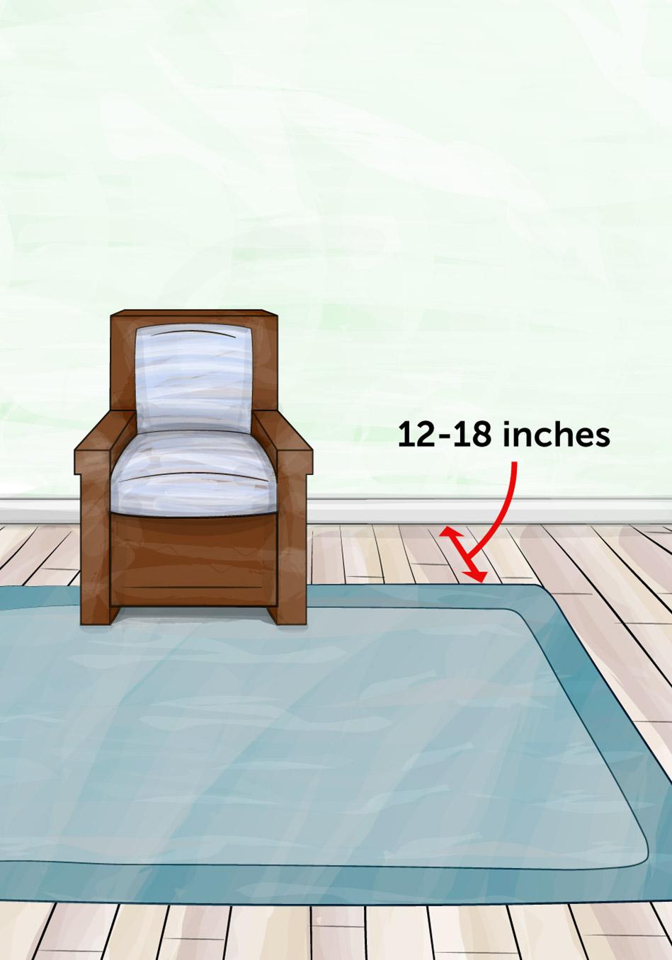 Property Brothers Interior Design Rules of Thumb, via Oprah.com