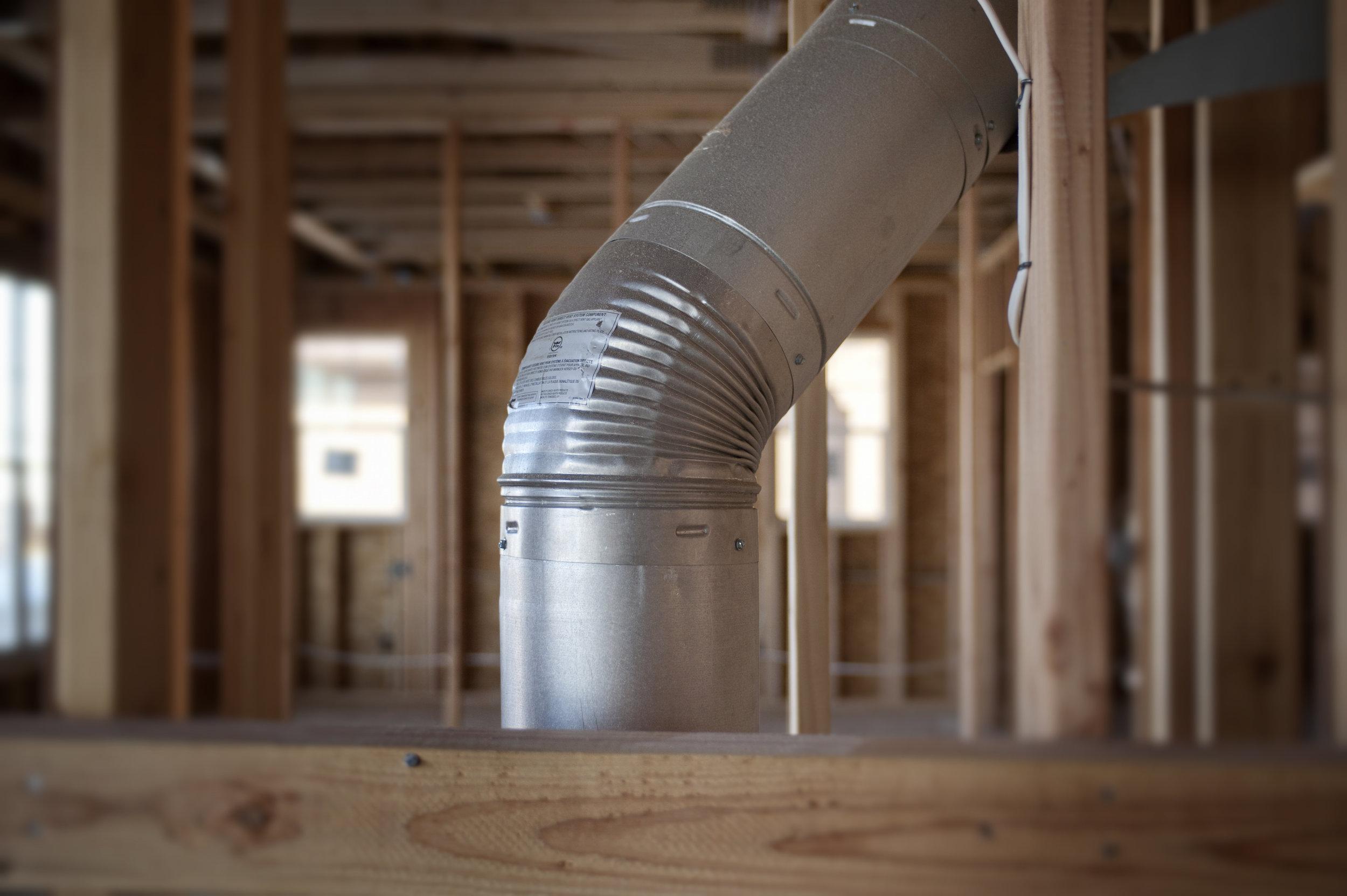 Keller Homes Energy Efficiency Furnace