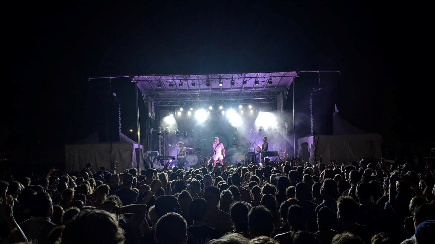 CONCERT PRODUCTIONS    Sound | Lighting | Video | Staging   All you need is the dream, we'll bring the rest…      Read more…