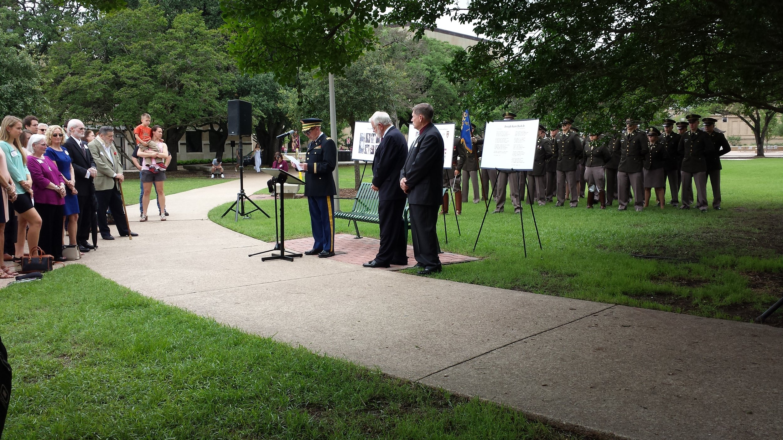 4-18-15 Memorial Ceremony @ Texas A&M.jpg