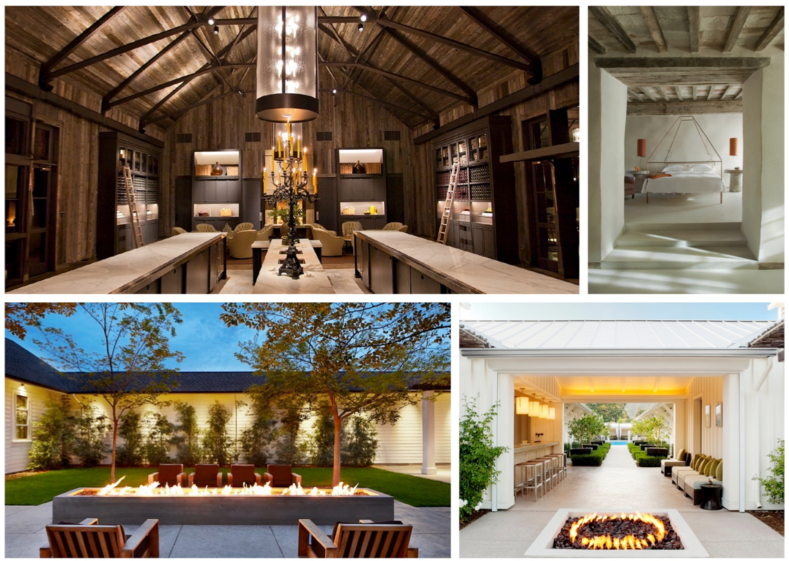 The Resort at Napa Valley - Design Imagery