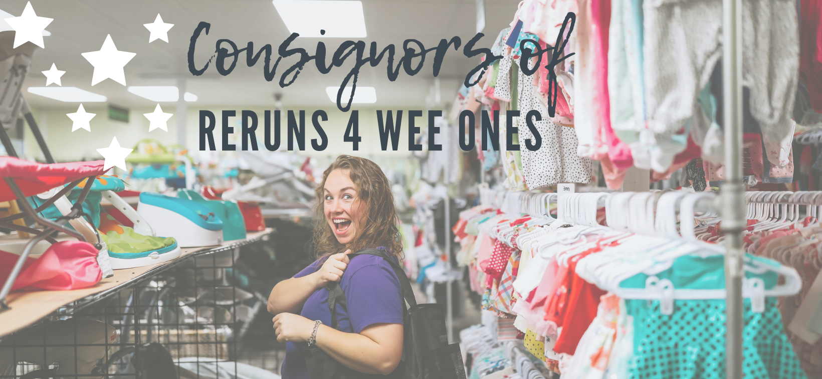 Consignors!!! - Have you joined our exclusive Facebook group yet?! It's a place we're announcing special events, discounts, how-to tips, and more.